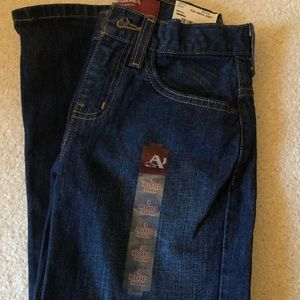 Boys, new jeans with tags